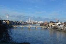Mittlere Brücke (pont du milieu) © Pom & T