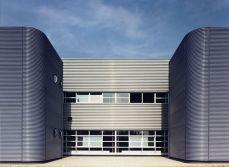 Halls de production Nicholas Grimshaw, 1981/1986, © Vitra