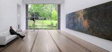 Salle avec Les nénuphars de Monet © Fondation Beyeler
