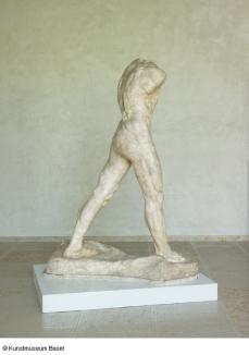 Auguste Rodin L'homme qui marche, 1907 © Kunstmuseum Basel