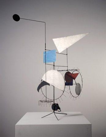 Méta-mécanique Méta-mechanische Skulptur 1955 © Musée Tinguely