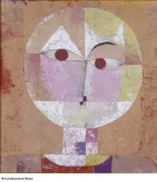 Paul Klee, Senecio (Baldgreis), 1922 © © Kunstmuseum Basel