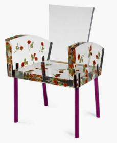 Fauteuil Miss Blanche,1988