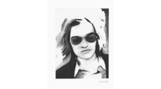 Selbstportrait (Autoportrait), 1975 © ProLitteris