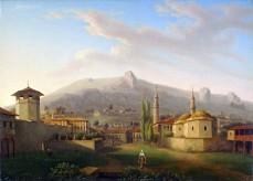 Palais de Khan à Bahchisaray (Crimée, Ukraine), 1816-1819
