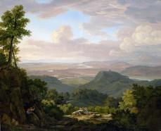Une carrière dans la vallée du Rhin, 1807/1809