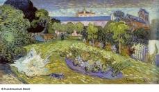 Vincent van Gogh Le jardin de Daubigny, Juli 1890 © © Kunstmuseum Basel